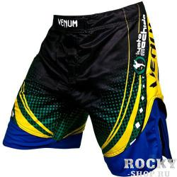 Шорты ММА Venum Lyoto Machida «UFC Edition Electron 3.0»  - Black