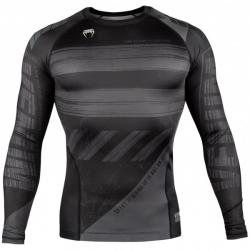 Рашгард Venum Amrap Black/Grey L/S