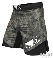 Шорты ММА Bad Boy Legacy II Short - Camo Grey