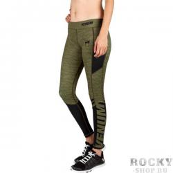 Леггинсы Venum Power 2.0 Khaki/Black
