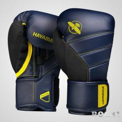 Перчатки Hayabusa T3 Navy/Yellow
