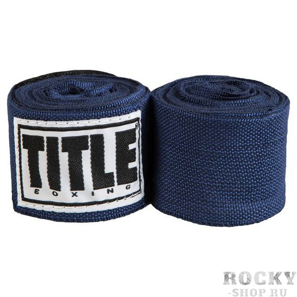 Боксерские бинты Title Select 180« Semi Elastic Mexican Royal