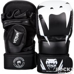 Перчатки для ММА Venum Impact Sparring Black/White