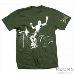 Tapout Champion Men's T-Shirt Green