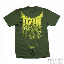 Футболка Tapout Crumbler Men's T-Shirt Green