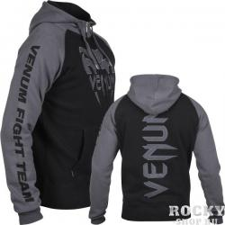 "Толстовка VENUM ""PRO TEAM 2.0"" HOODY - BLACK/GREY"
