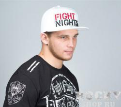 Бейсболка Fight Nights Лого New Era
