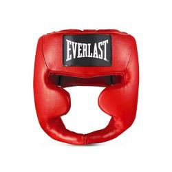 Шлем боксерский Everlast Martial Arts Leather Full