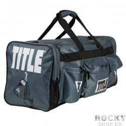 Сумка спортивная TITLE Deluxe Gear Bag 2.0