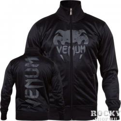 Олимпийка Venum Giant Grunge Track Jacket Black/Grey