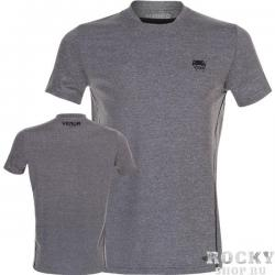 Футболка Venum Contender Dry Tech T-Shirt - Heather Grey