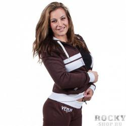 Толстовка Venum Carioca Hoody for Women Brown