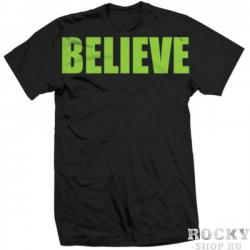 Футболка Tapout Believe Green