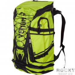 Рюкзак Venum «Challenger» Xtreme Back Pack - Black/Yellow