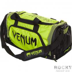 Сумка Venum «Trainer Lite» Sport Bag - Black/Yellow