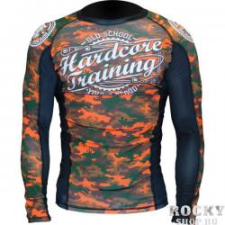 Рашгард Hardcore Training Camo