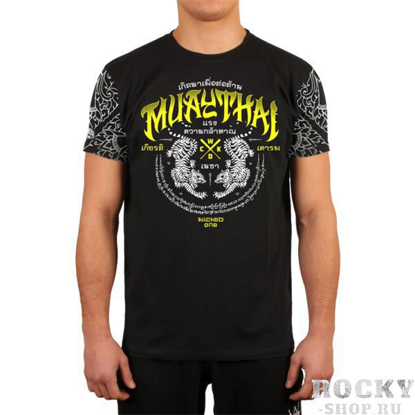 Футболка Wicked One Muay Thai